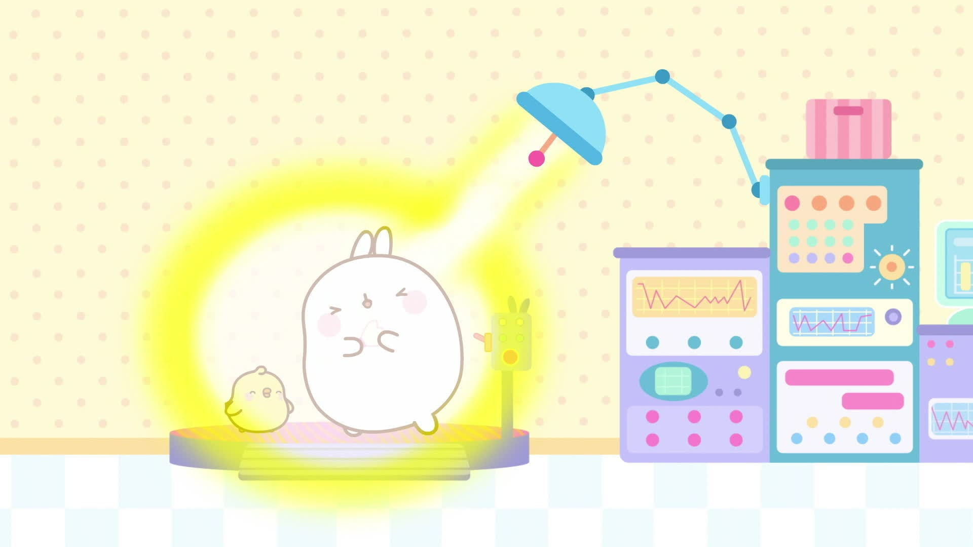 Mini Molang