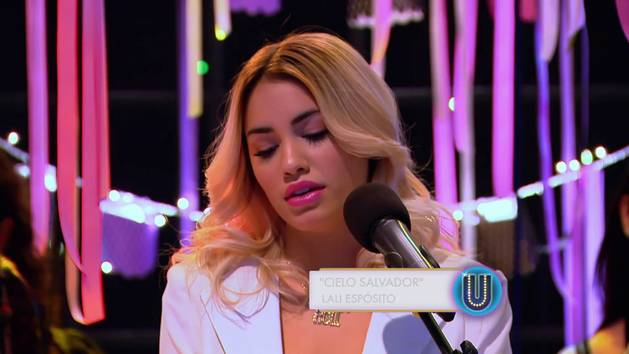 "Musical de Lali Espósito ""Cielo Salvador"" - The U-Mix Show"