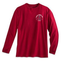 Mickey Mouse Icon Anchor Long Sleeve Tee for Men - Disney Cruise Line