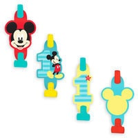 Mickey Mouse 1st Birthday Blowouts