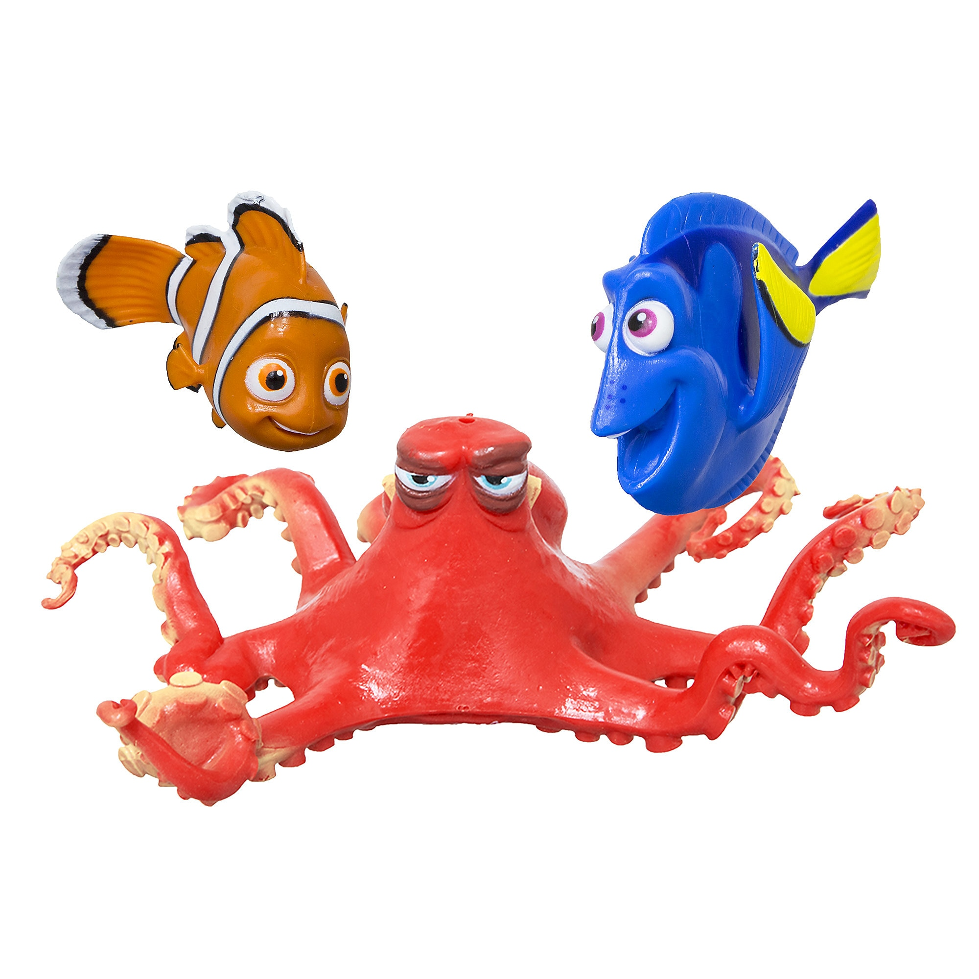 Finding Dory Dive Characters
