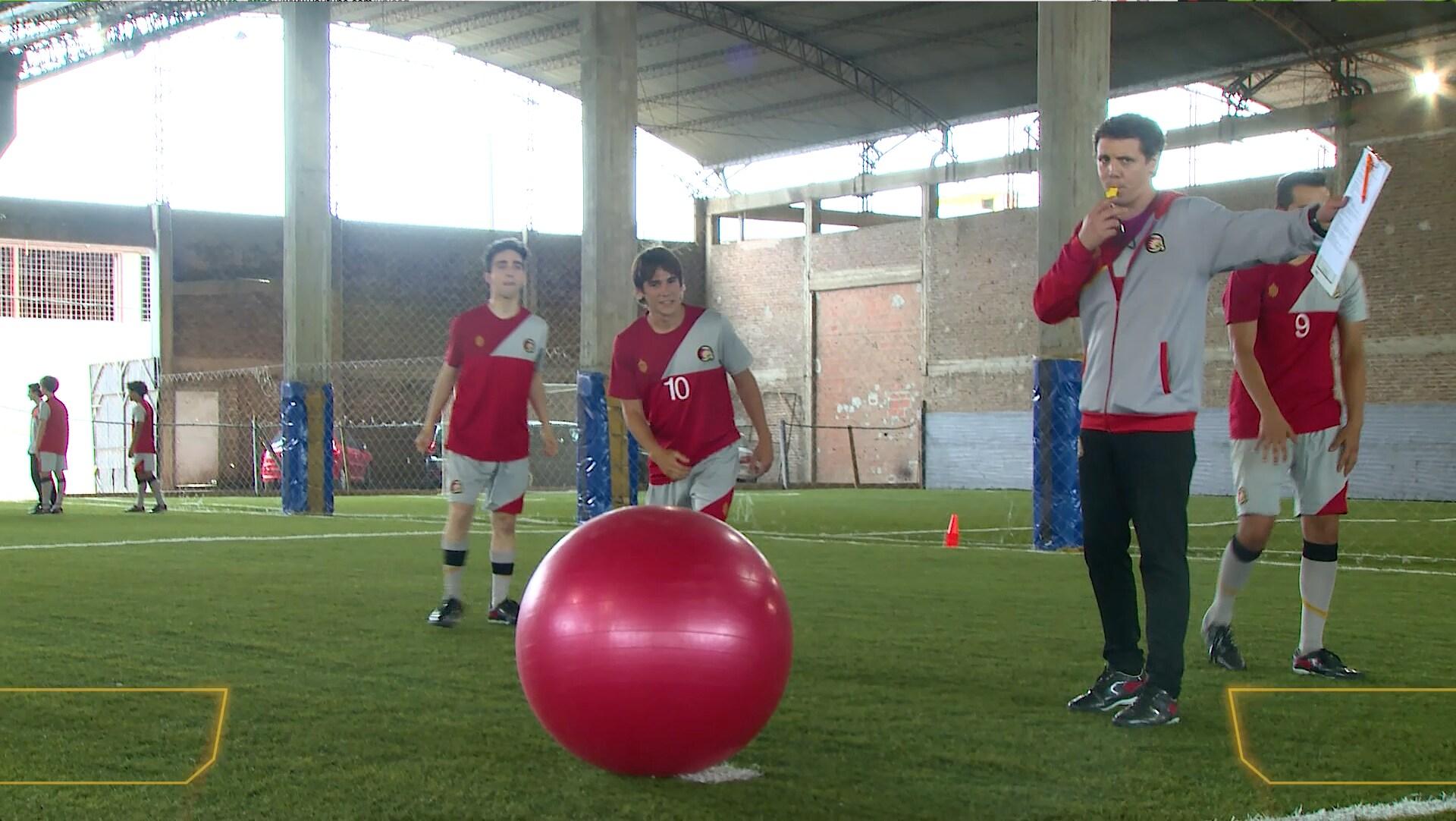 O11CE Challenges: Penales gigantes – Mariano, Joaquín y Lorenzo vs. Gabo, Eze y Adrián