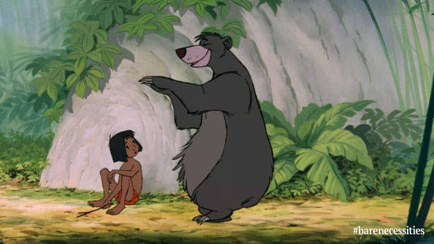 Finding the Music - The Jungle Book