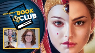 Queen's Shadow | The Star Wars Show Book Club