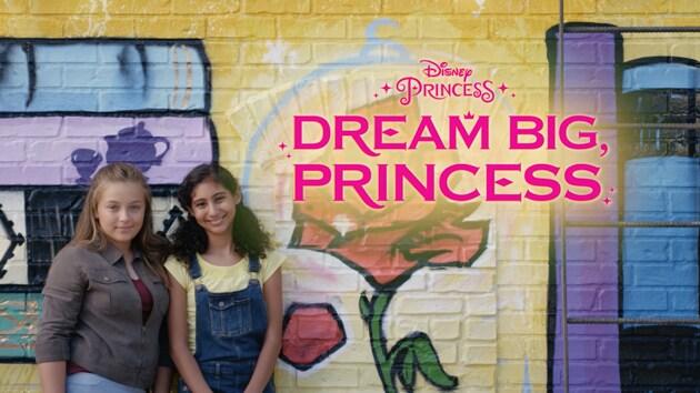 Dream Big, Princess – Dear Future Us (Belle) | Disney