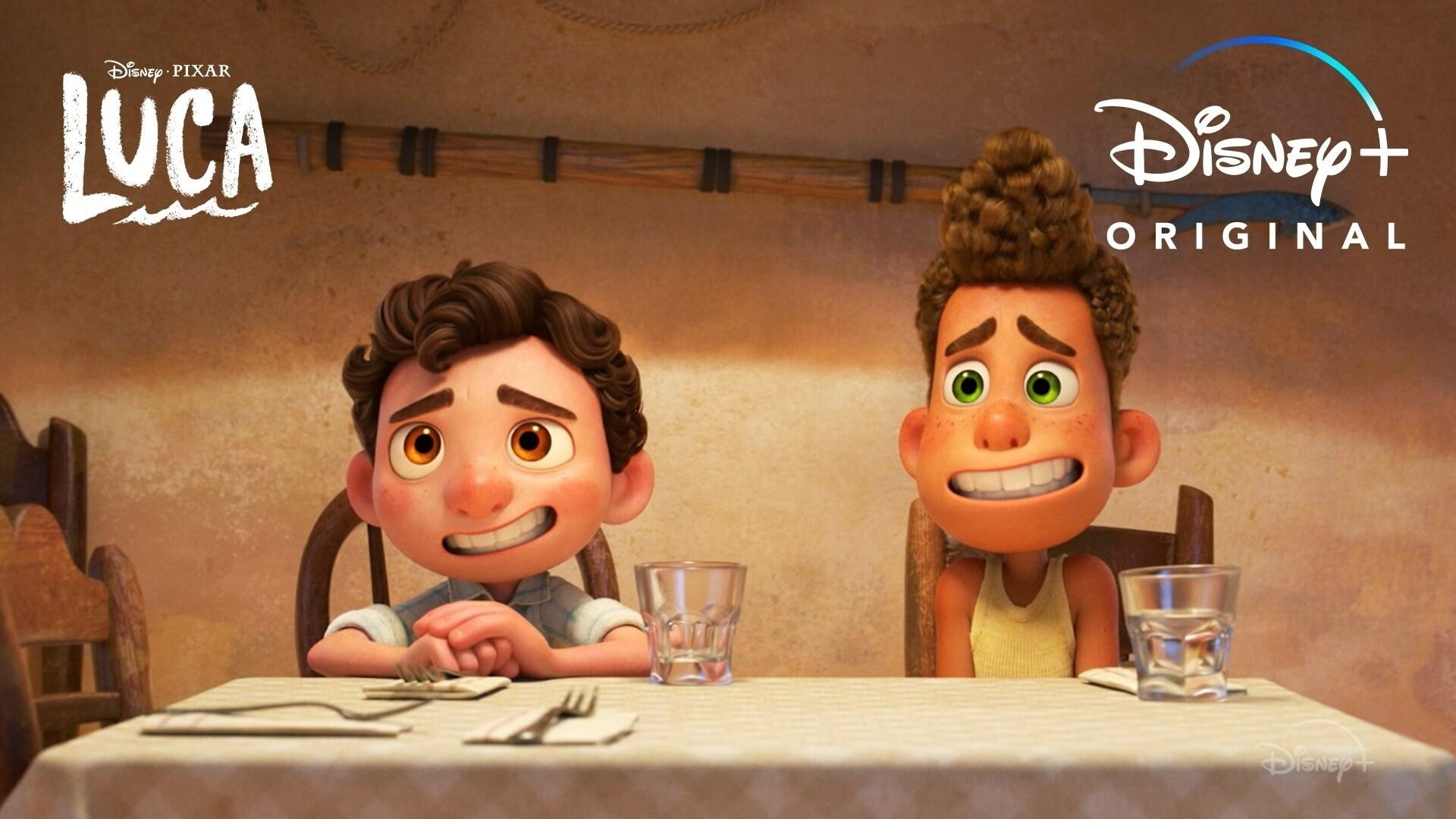No Goofing Around | Disney and Pixar's Luca | Disney+