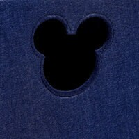 Mickey Mouse Fantastic Felt Basket by Ethan Allen