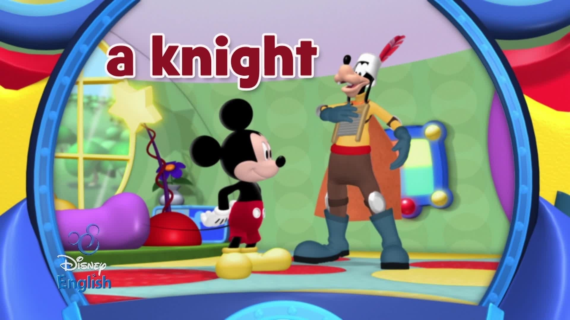Disney English - Knights
