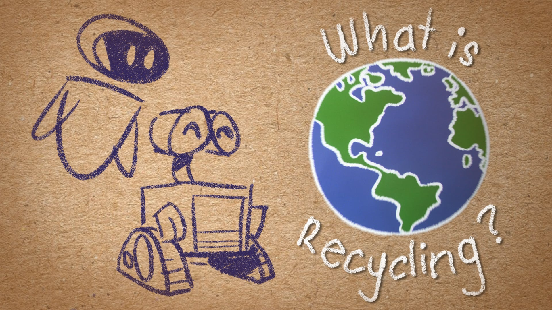 How to Recycle with WALL-E and Eve | Disney Family