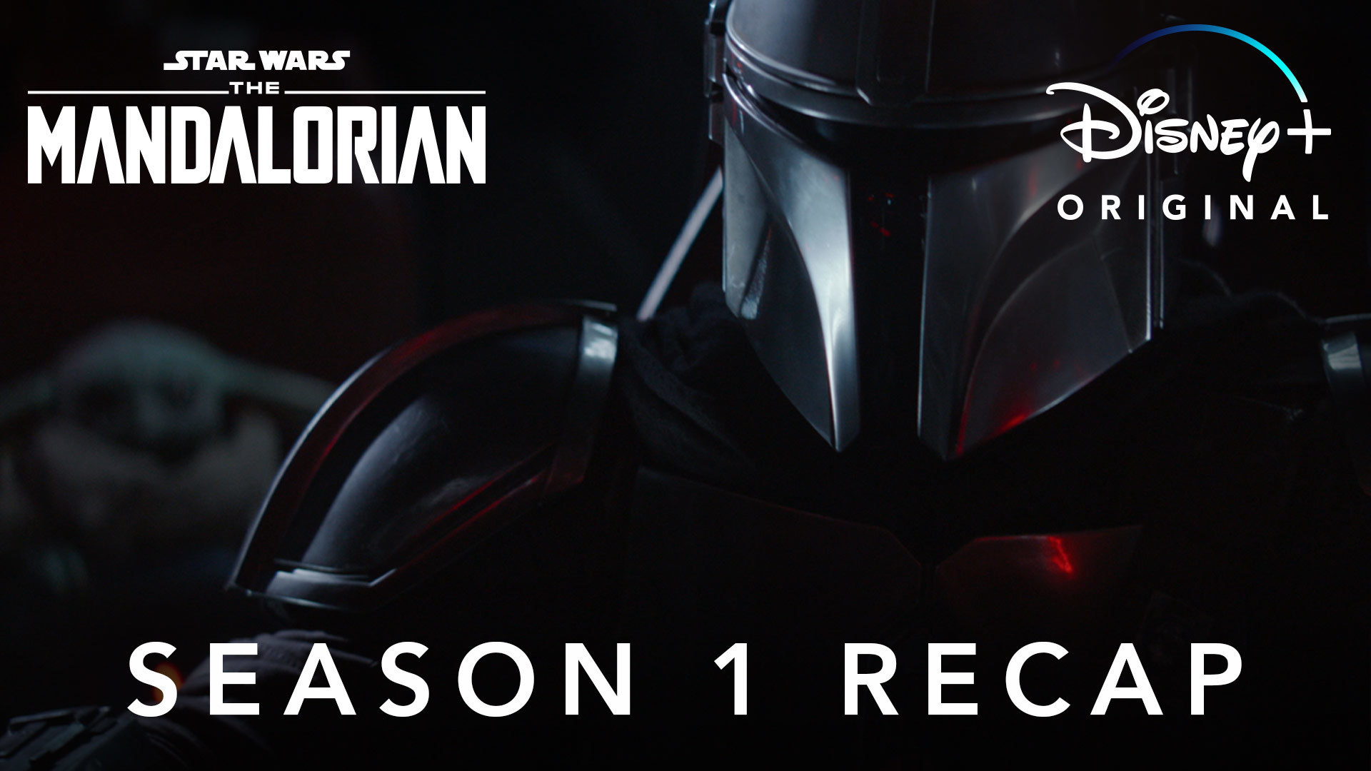 Season 1 Recap - The Mandalorian