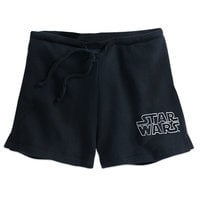 Star Wars Logo Shorts for Women