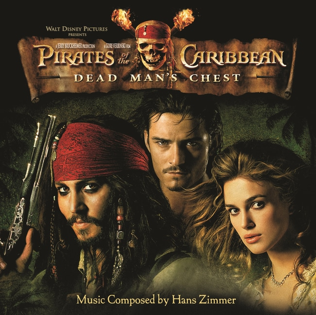 Pirates of the Caribbean: Dead Man's Chest: Soundtrack