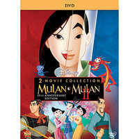 Image of Mulan 15th Anniversary DVD # 1