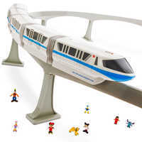 Image of Walt Disney World Resort Monorail Play Set # 1