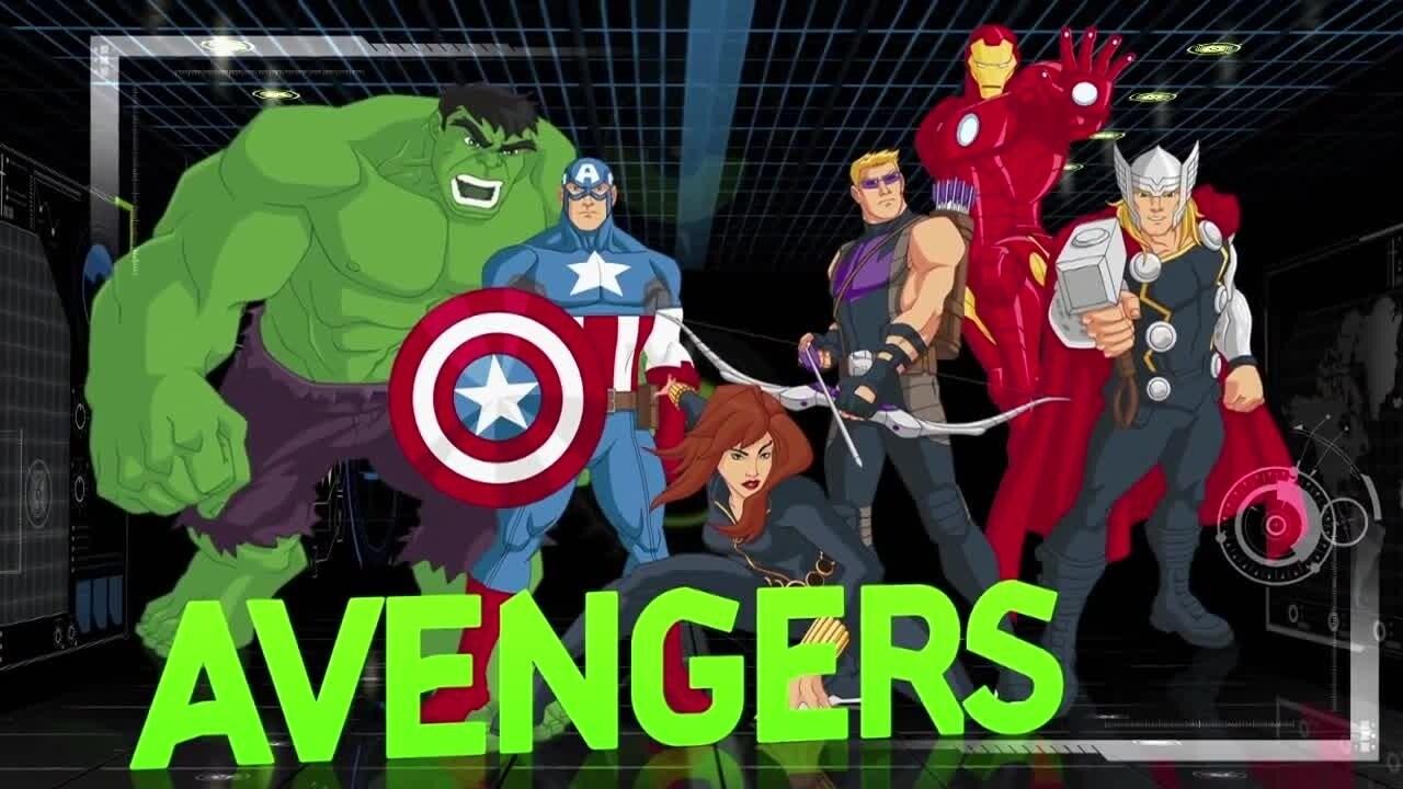 Pochodzenie: Drużyna Avengers