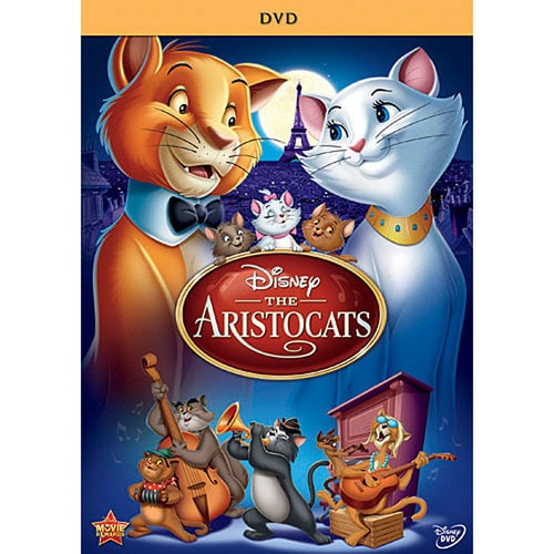 The Aristocats DVD