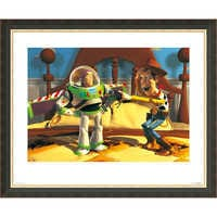 Image of Toy Story ''You're Not a Space Hero'' Giclé # 2