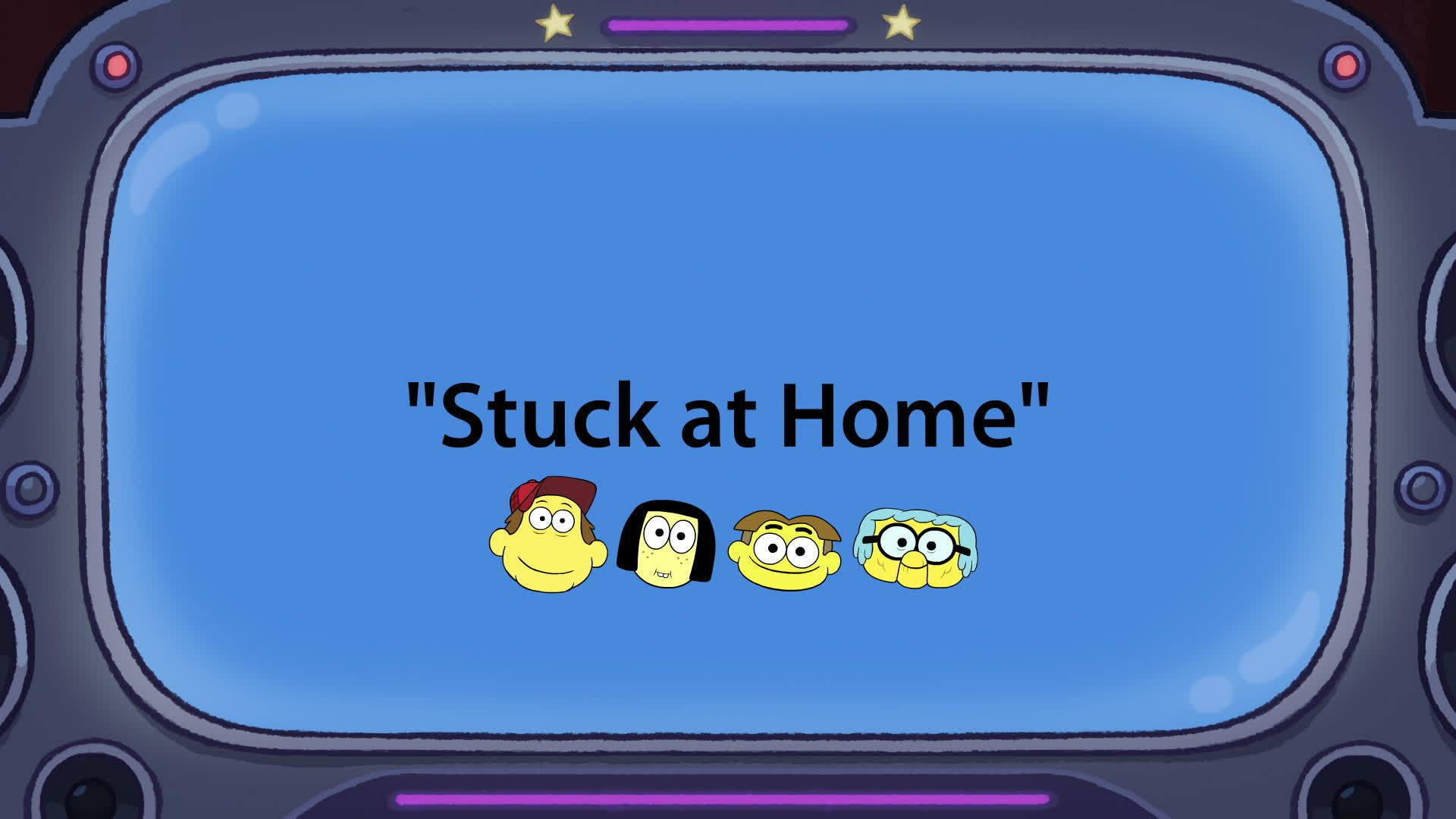 Broken Karaoke: Stuck At Home Lyric Video