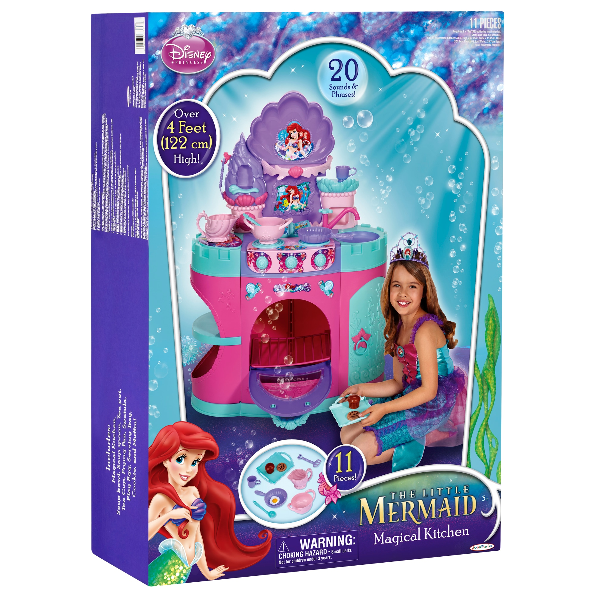 Ariel Mermaid Kitchen | Disney Princess