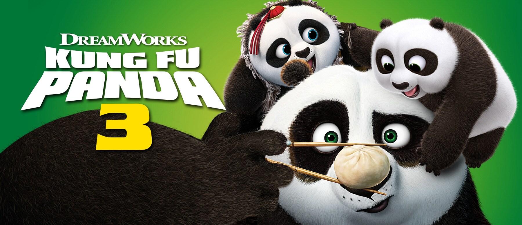 Kung Fu Panda 3 20th Century Studios Family