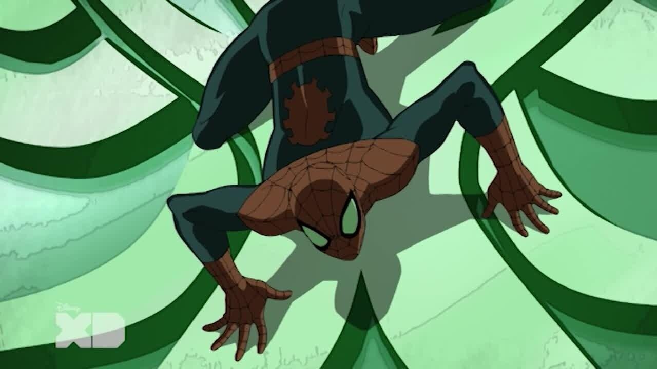 Ultimate Spiderman - Tradimento