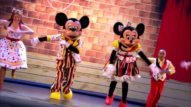 Disney Live! Mickey en Busca de Talentos