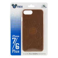 Image of Mickey Mouse Leather iPhone 7/6 Plus Case # 3