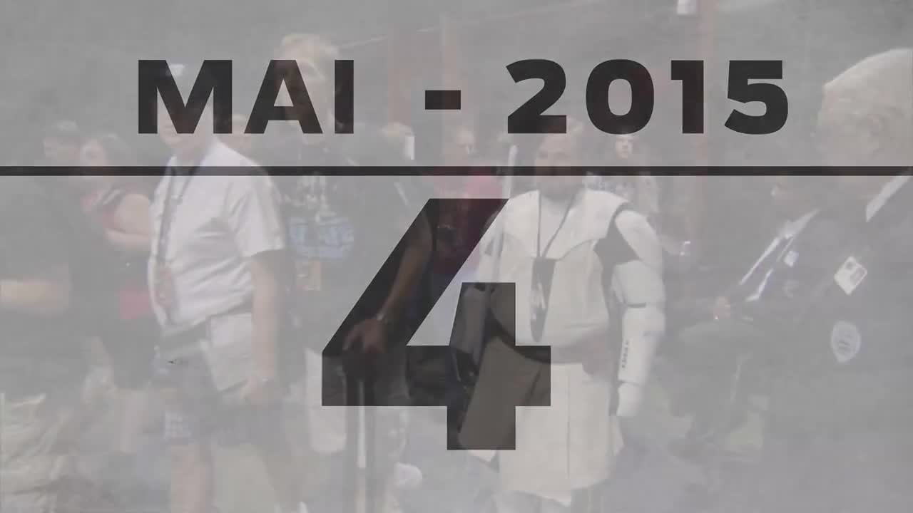 Message Du Comité De L'Empereur - Dites Non À May The 4th