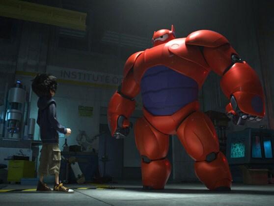 อัลบั้มภาพ Big Hero 6