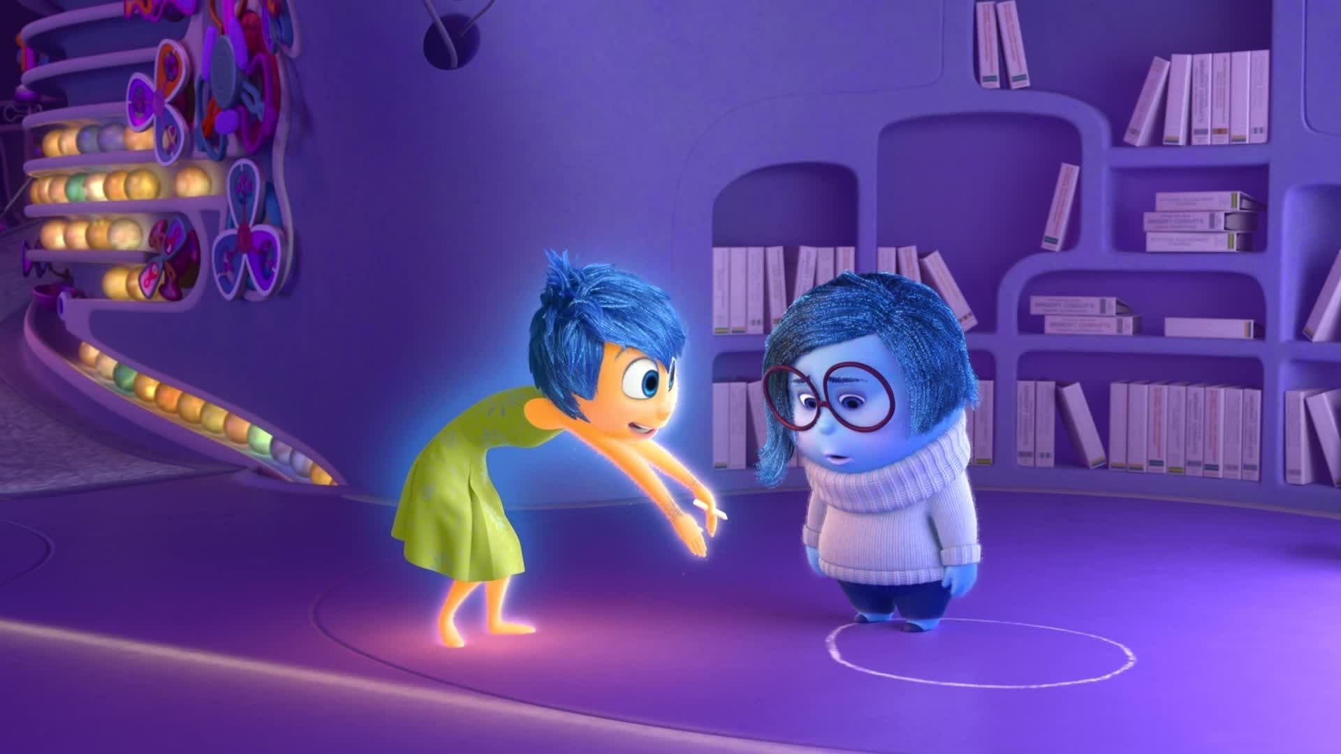 Inside Out - First Day Plan