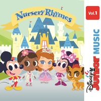 Disney Junior Music Nursery Rhymes - Volume 1