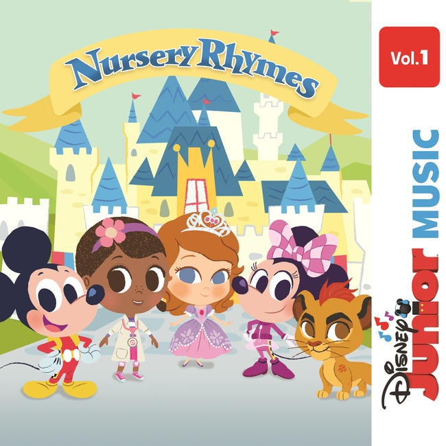 Disney Junior Music Nursery Rhymes Volume 1