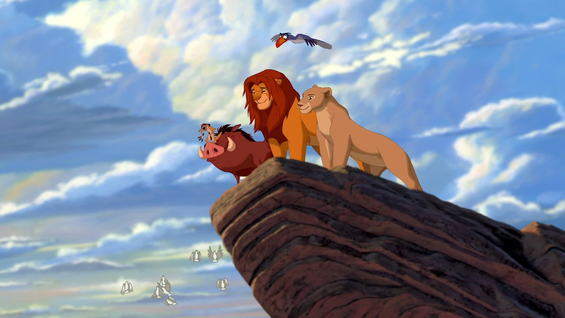 The Lion King Ii Simba S Pride Disney Movies