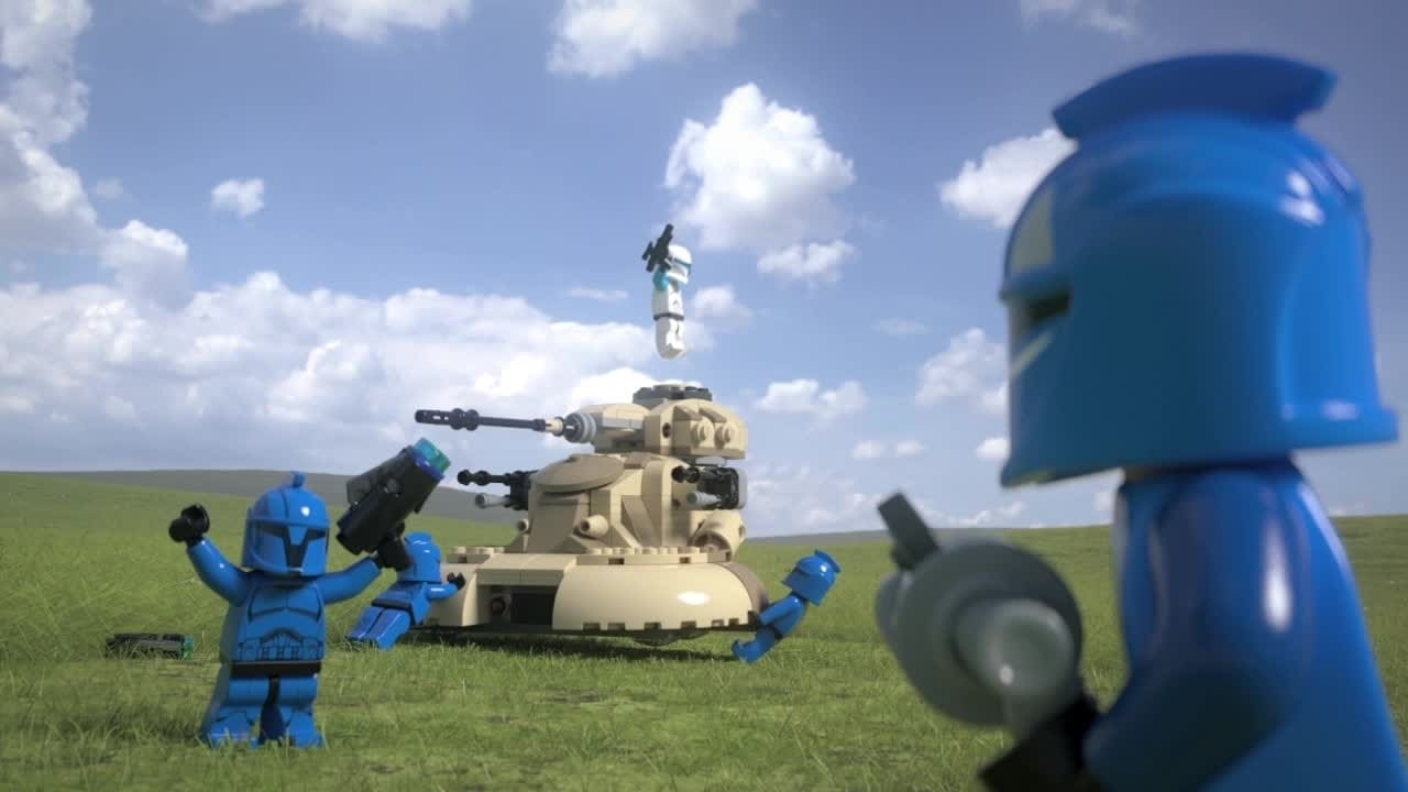A primeira batalha