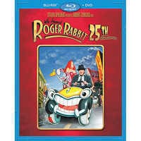 Image of Who Framed Roger Rabbit 25th Anniversary Blu-ray and DVD Combo Pack # 1