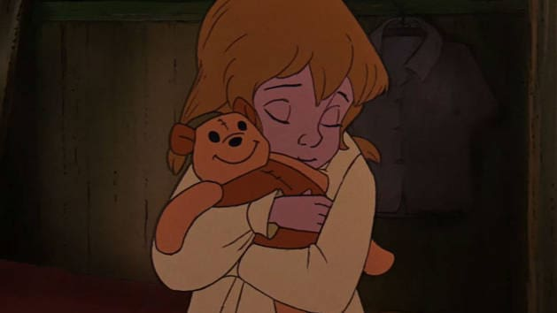 Someone's Waiting For You - Clip - The Rescuers