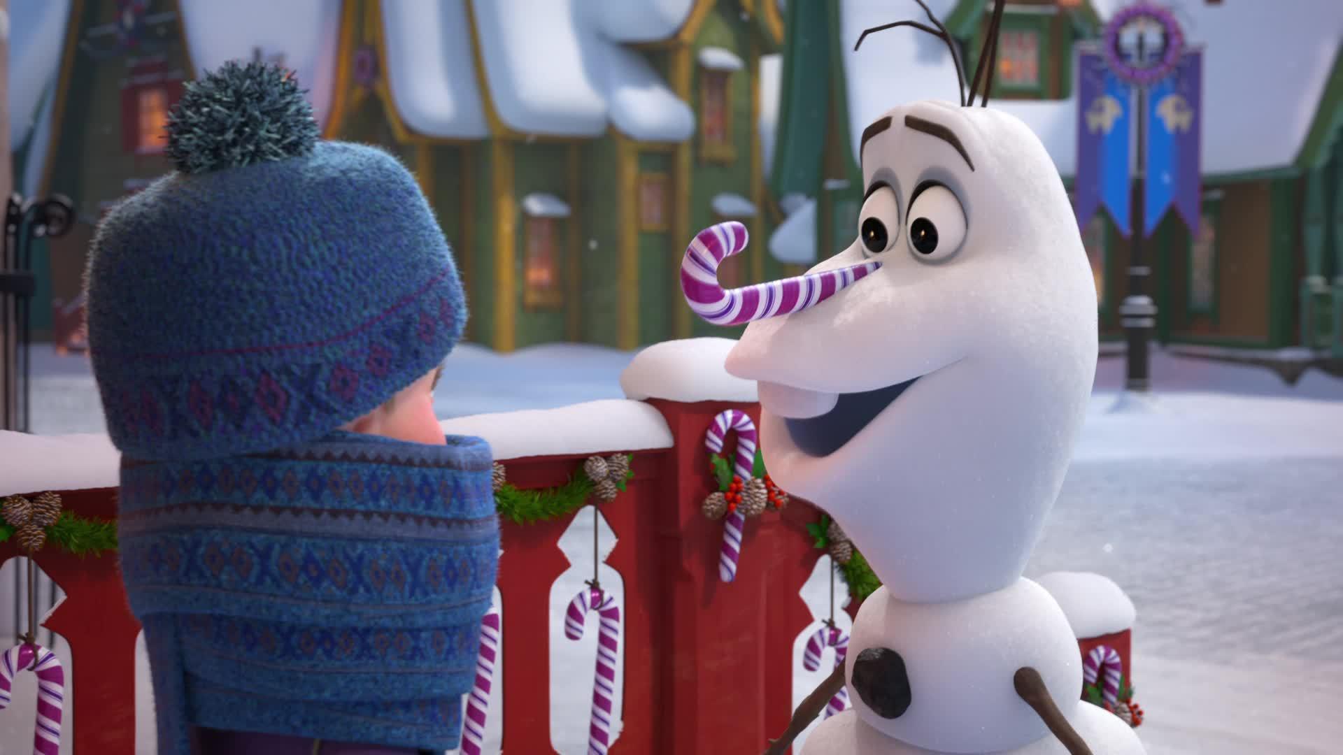 Olaf\'s Frozen Adventure - Official US Trailer | Disney•Pixar ...