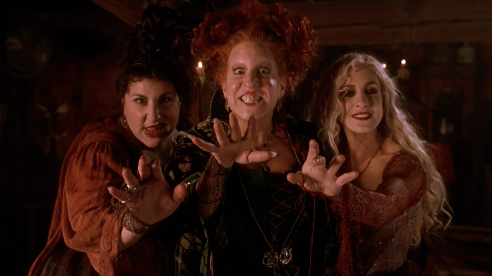 Hocus Pocus | Now On 4K