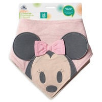 Minnie Mouse Bib Set for Baby - 2-Pack
