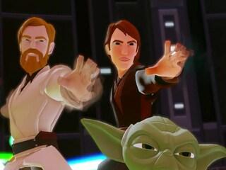 Star Wars Twilight of the Republic Play Set | Disney Infinity 3.0 Edition