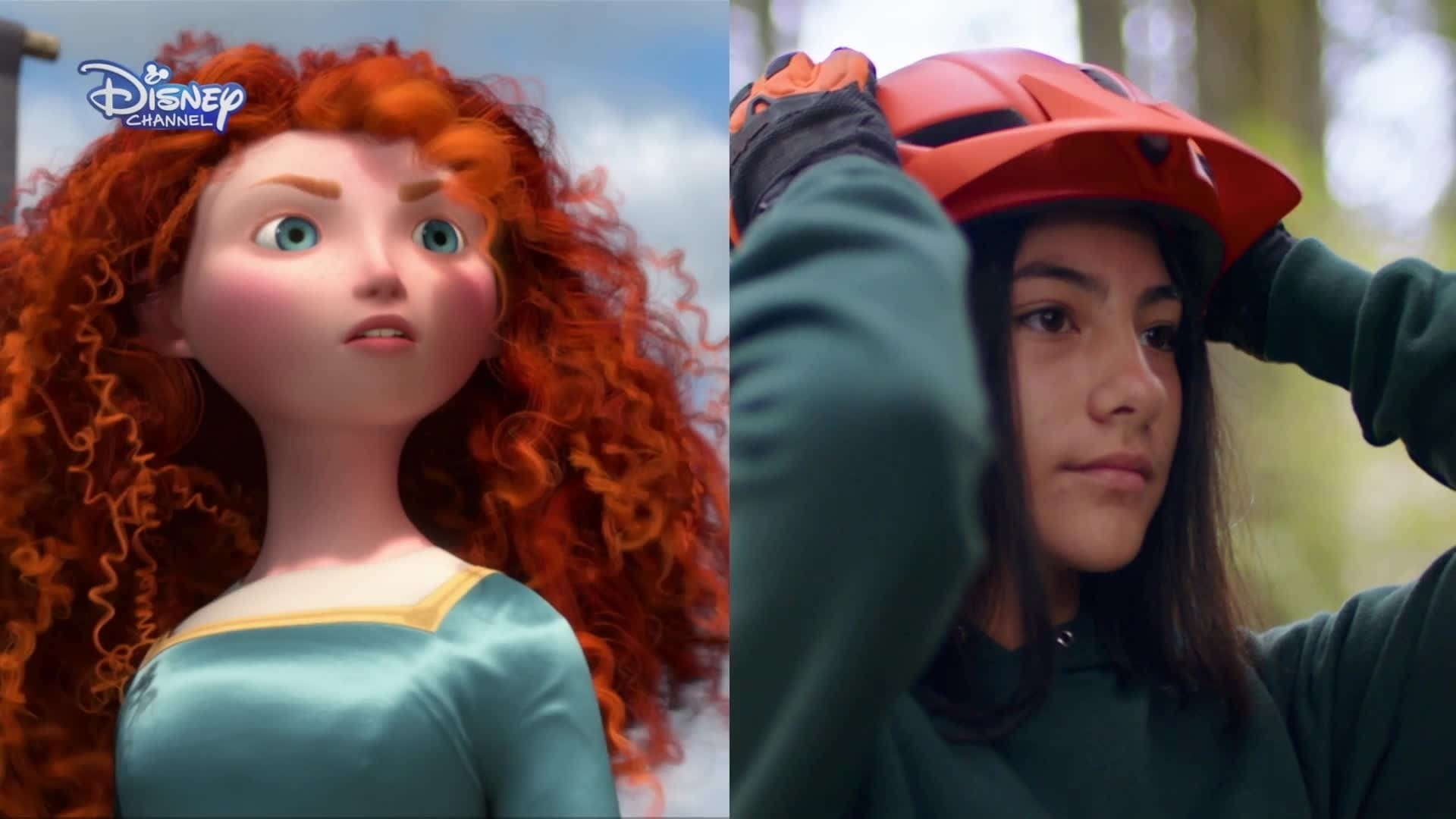 Side By Side - Merida