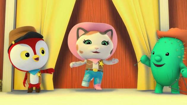 Callie-oke Sing-along: Theme Song