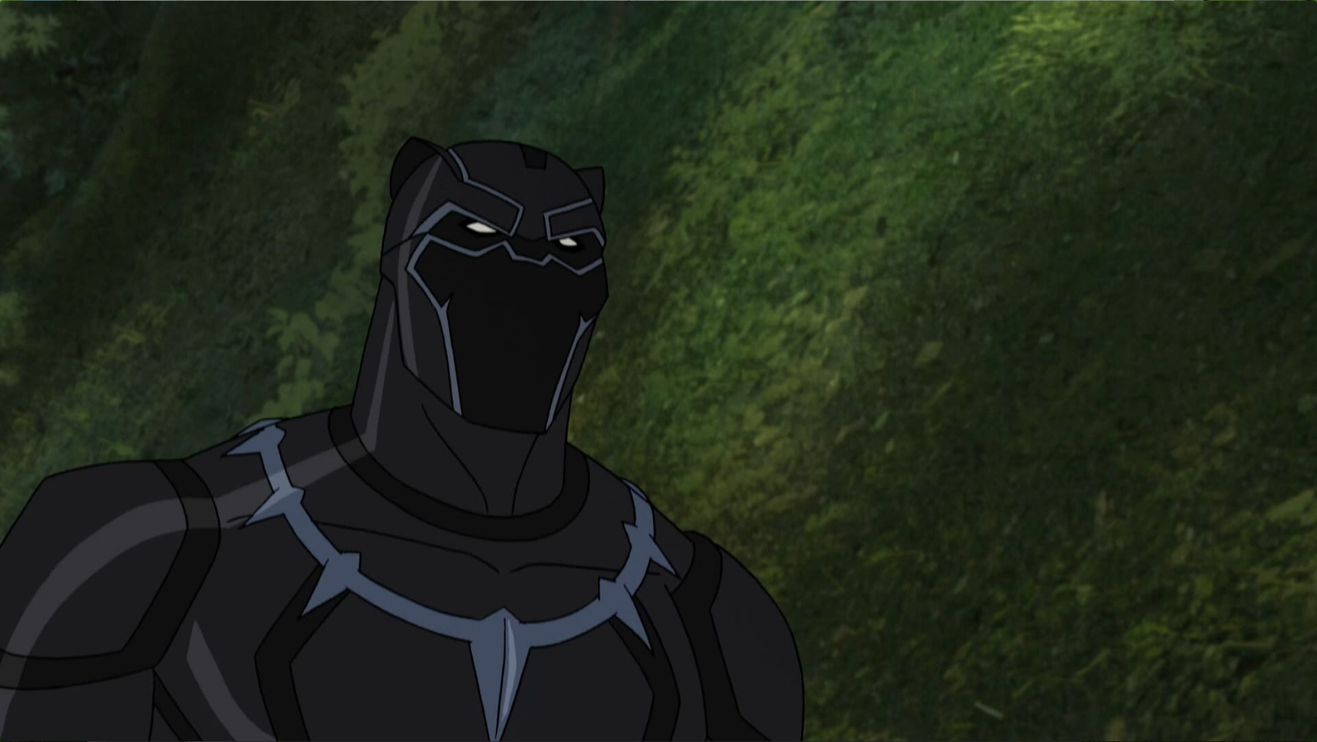 Los Vengadores de Marvel: Guerras secretas - Pantera Negra