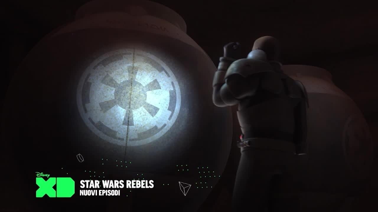 Nuovi episodi di Star Wars Rebels