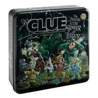 Image of Clue® The Twilight Zone Tower of Terror™ Disney Theme Park Edition Game # 1