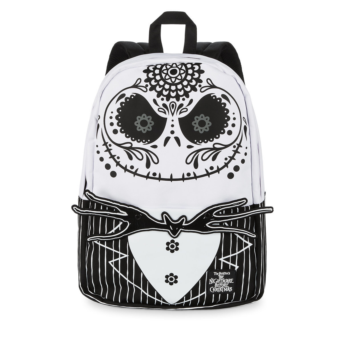 fc455966250 Product Image of Jack Skellington Backpack by Loungefly   1