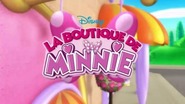 Boutique de Minnie (La) : Bébé porcelet