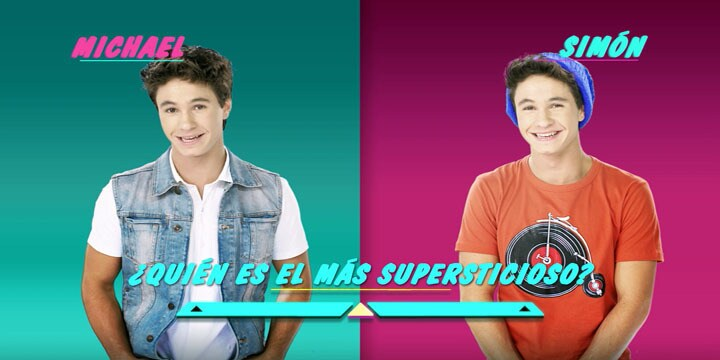 Soy Luna - Who is Who? Michael vs. Simón