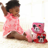 Image of Minnie Mouse Soft Blocks for Baby # 2