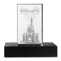 Cinderella Castle Laser Cube by Arribas - Walt Disney World